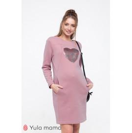 Платье для беременных и кормящих Юла Mama Milano DR-49.182