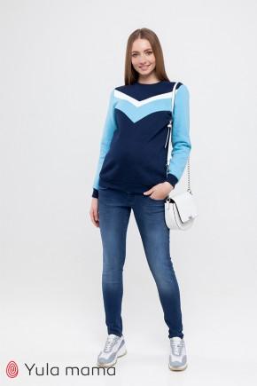 Джинси для вагітних Юла Мама Taliana DM-49.051