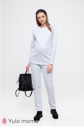 Спортивный костюм для беременных и кормящих Юла Mama Halle ST-49.073