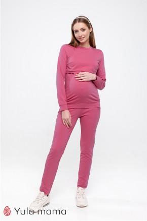 Спортивный костюм для беременных и кормящих Юла Mama Kortney ST-49.052