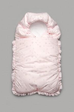 Конверт для новонародженого Модный Карапуз білий
