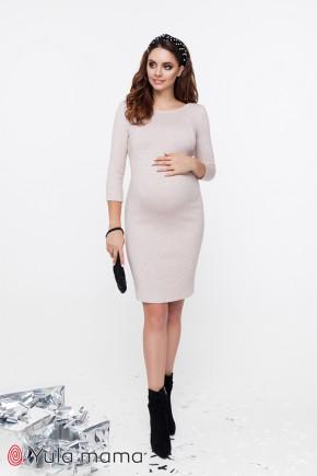 Платье для беременных и кормящих Юла Mama Denise Warm DR-49.202