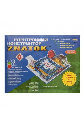 Конструктор - ZNATOK - Школа (999+ схем)