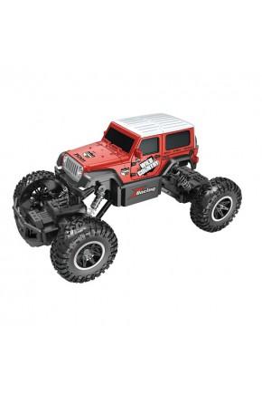 Автомобиль OFF-ROAD CRAWLER на р/у – WILD COUNTRY (красный, аккум. 3,6V, 1:20)