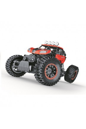 Автомобиль OFF-ROAD CRAWLER на р/у – SUPER SPORT (красный, 1:18)