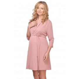 Халат для беременных и кормящих Мамин Дом Mocco арт. 25304