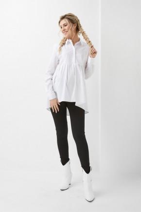 Рубашка для беременных и кормящих Dianora 0173 белая