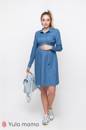 Плаття для вагітних і годуючих Юла Мама Nicolette DR-10.052