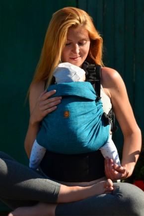Эрго рюкзак с рождения Nash sling Combi - Ультра