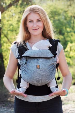 Эрго рюкзак с рождения Nash sling Combi - Smoky