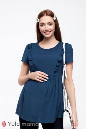 Блузка для беременных и кормящих Юла Mama Alicante BL-20.021