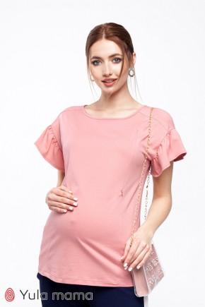 Блузка для беременных и кормящих Юла Mama Rowena BL-20.052