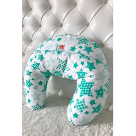 Подушка для кормления, Лежебока (наполнителем - шарики пенополистирола)