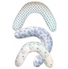 Подушка для вагітних і годування Classik, Лежень
