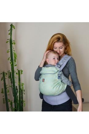 Ерго рюкзак Nash sling Optima - Манхеттен сірий