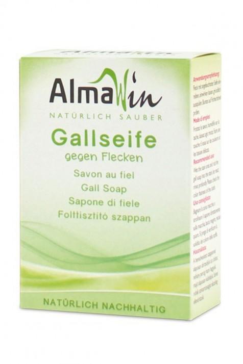 Жёлчное мыло-пятновыводитель Almawin 100г