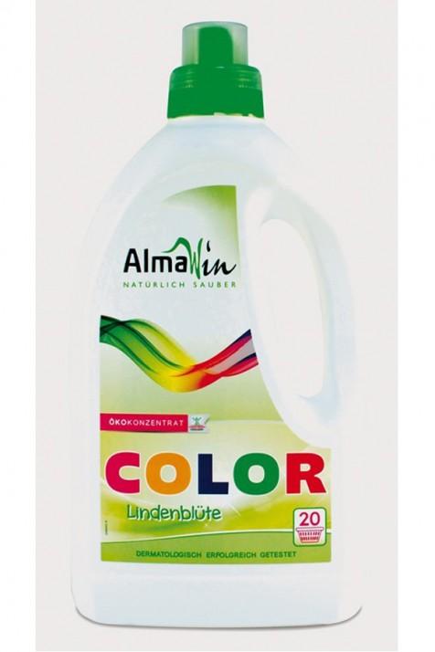 Жидкое средство для стирки Color Almawin
