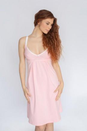 Нічна сорочка для вагітних і годуючих Мамин Дім 24166 Fleurs