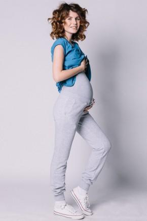 Спортивные штаны для беременных Love & Carry меланж