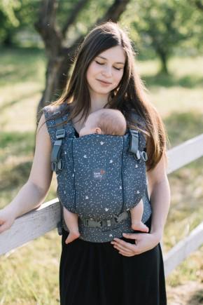 Эрго рюкзак Love & Carry ONE+ Cool Птички