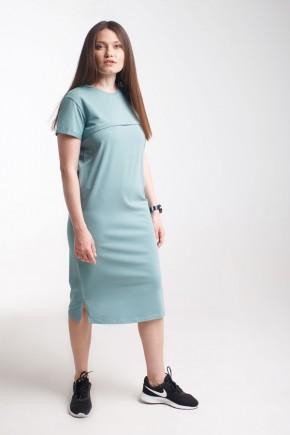Платье для беременных и кормящих ZNANA Move олива
