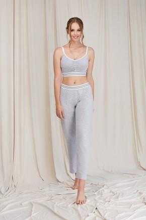 Топ для беременных Dianora 2072 серый