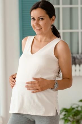 Майка для беременных и кормящих Lullababe Neopol оливковая