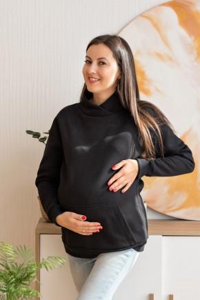Худи для беременных Lullababe Vancouver деми черный