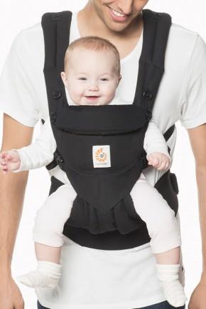 Эрго - Рюкзак Ergo Baby Omni 360 Черный с рождения