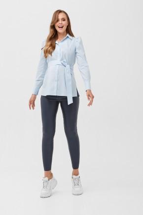 Сорочка для вагітних і годуючих Dianora 2043 біла