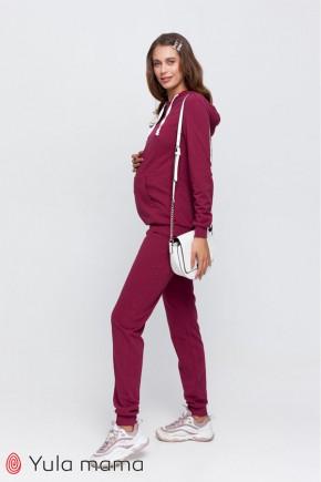 Спортивный костюм для беременных и кормящих Юла Mama Allegro ST-30.051