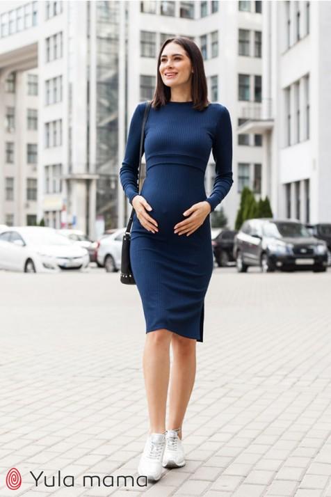 Платье для беременных и кормящих Юла Mama Salma DR-30.021