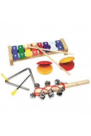 Набор музыкальных инструментов Bino 86590