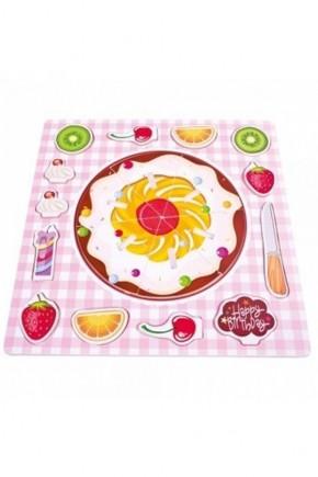 Пазл - торт Bino 88121