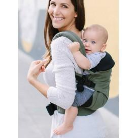 Эрго рюкзак Ergo baby Omni 360 Хаки с рождения
