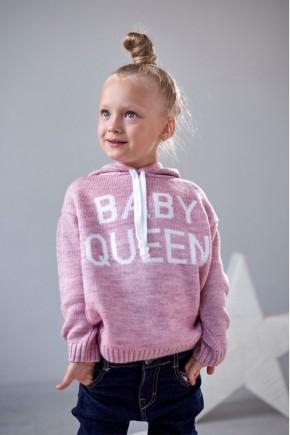 Вовняний костюм для дітей Lutik светр+ рейтузи
