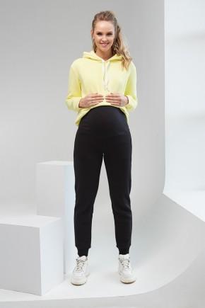 Утепленные спортивные штаны для беременных Dianora 2106 черные
