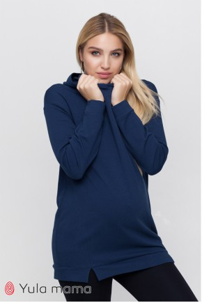 Свитшот-худи для беременных и кормящих Юла Mama Jill SW-30.011
