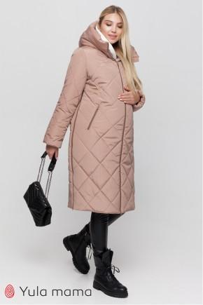 Зимнее пальто для беременных Юла Mama Helsinki OW-40.062