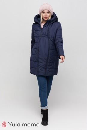 Зимове пальто для вагітних Юла Mama Helsinki OW-40.061