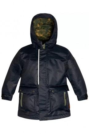 Демисезонная куртка для мальчиков Deux par Deux W46-002
