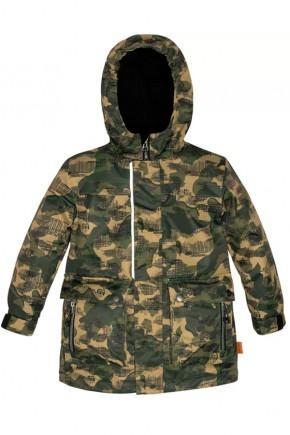 Демисезонная куртка для мальчиков Deux par Deux W46-008