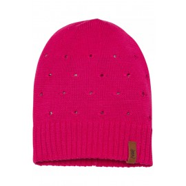 Демисезонная шапка для девочки Deux par Deux W25-687