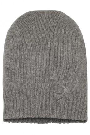 Демисезонная шапка для девочки Deux par Deux W25-194
