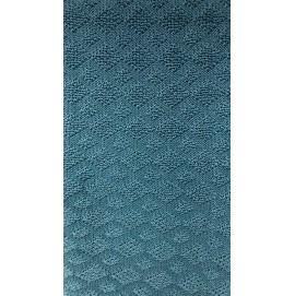 Плед для новорожденного Disana из мериносовой шерсти 100х80 голубой