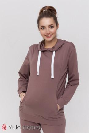 Туника для беременных и кормящих Юла Mama Ramona TN-21.031