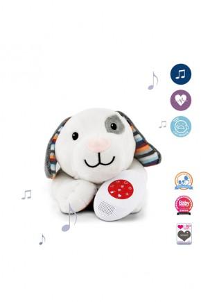 Музыкальная мягкая игрушка Zazu Dex с белым шумом