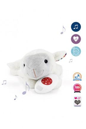 Музыкальная мягкая игрушка Zazu Liz с белым шумом