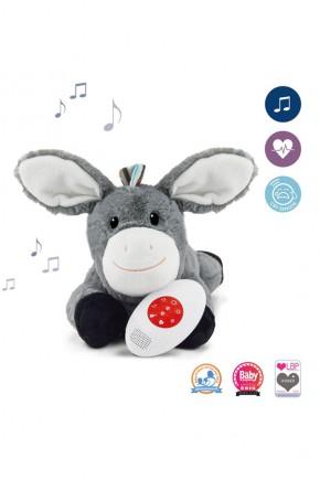 Музыкальная мягкая игрушка Zazu Don с белым шумом