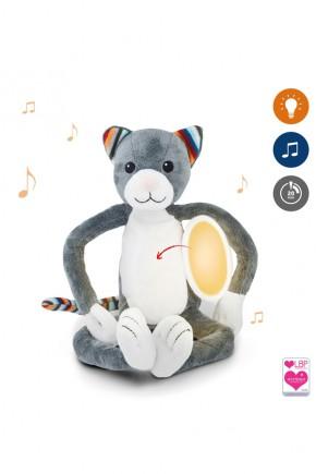 Музыкальная мягкая игрушка Zazu KATIE